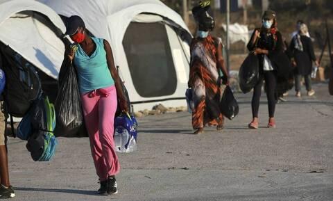 Μυτιλήνη: Στους 6.000 οι πρόσφυγες που αποχώρησαν το τελευταίο εξάμηνο