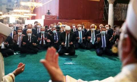 Ερντογάν: Το «φίδι» του Ισλάμ θεριεύει - «Φωλιές» σε όλη την Ευρώπη
