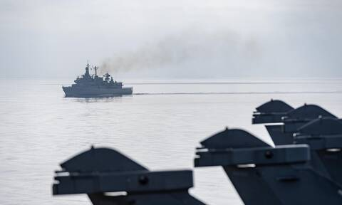 Πολεμικό Ναυτικό: Σε απόλυτη ετοιμότητα ο ελληνικός Στόλος – Ξεκίνησαν οι ασκήσεις με τους Γάλλους