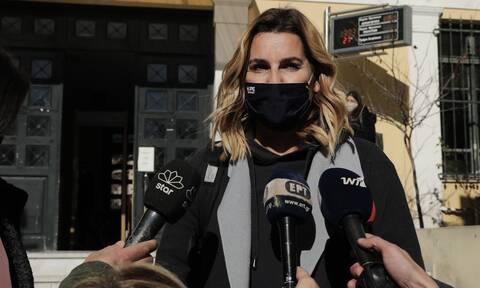 Η Σοφία Μπεκατώρου στηρίζει την πρωτοβουλία της κυβέρνησης για το «Me Too»