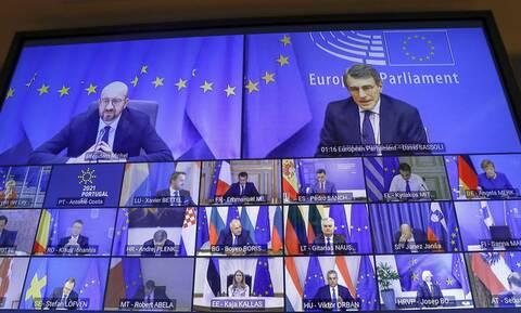 Σύνοδος Κορυφής: Διατηρούνται τα περιοριστικά μέτρα - Αδυναμία συμφωνίας για το «πράσινο διαβατήριο»