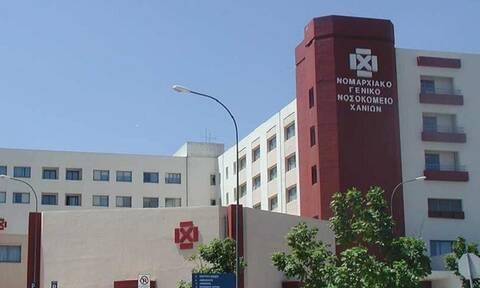Τραγωδία στα Χανιά: Βουτιά θανάτου για άνδρα - Έπεσε από όροφο του νοσοκομείου