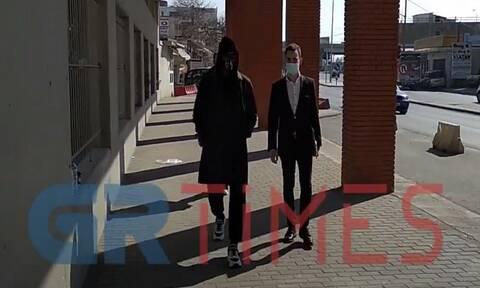 Θεσσαλονίκη: Στην Διεύθυνση Ασφάλειας ο ράπερ Lamanif για το ροζ βίντεο