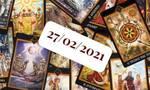 Η ημερήσια πρόβλεψη Ταρώ για  27/02!
