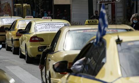 Κορονοϊός- ταξί: Θα «πολιορκήσουν» την Αθήνα την Πέμπτη 4 Μαρτίου - Σε απελπισία ο κλάδος