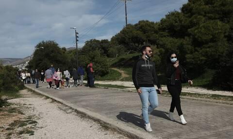 Lockdown: «Κλείδωσε» η παράταση στην Αττική - Ανησυχεί η επιδείνωση των επιδημιολογικών δεικτών