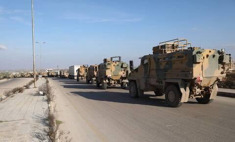 Συρία: Η Δαμασκός καταδικάζει την «άνανδρη» επιδρομή των ΗΠΑ στα σύνορα με το Ιράκ