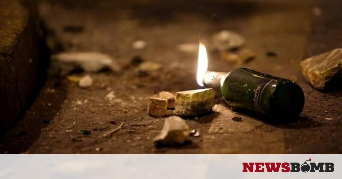 Επίθεση με μολότοφ στο δημαρχείο Μοσχάτου – Newsbomb – Ειδησεις