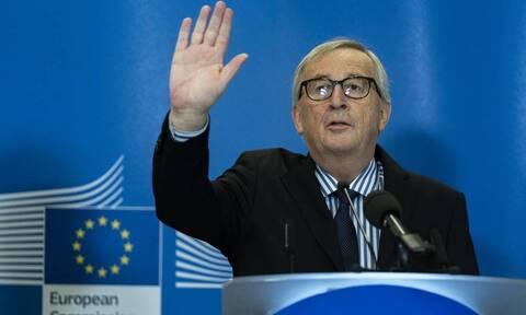 Γιούνκερ: «Η αντιμετώπιση της Ελλάδας από την Ευρώπη με πλήγωσε»