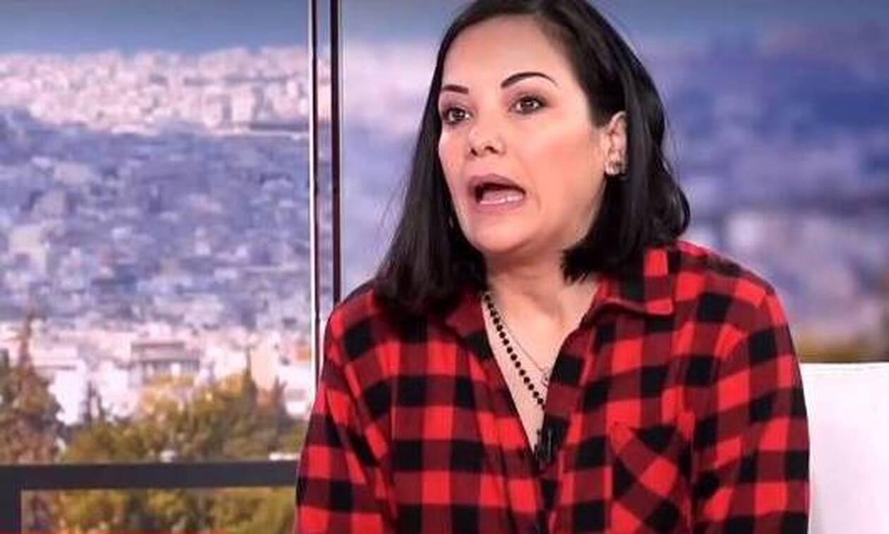 Κατερίνα Τσάβαλου: Για δύο χρόνια ήμουν με κρίσεις πανικού εξαιτίας εργασιακής βίας