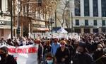 Ρεπορτάζ Newsbomb.gr: Συγκέντρωση και πορεία για τον Κουφοντίνα στο κέντρο της Αθήνας