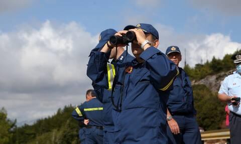 Συναγερμός στην Πάρνηθα: Έρευνα για τη διάσωση ατόμου που χάθηκε