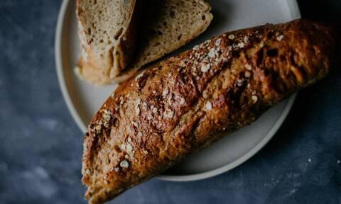 Ψωμί χωρίς γλουτένη - Συνταγή χωρίς αλεύρι και μαγιά