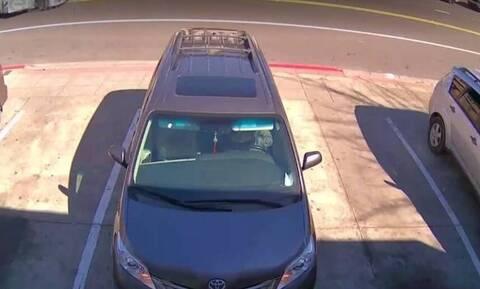 Βίντεο που σοκάρει: Ληστές σέρνουν γυναίκα – θύμα τους με το αυτοκίνητό τους