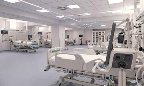 Κορονοϊός: «Πνίγονται» τα νοσοκομεία της Αττικής - Κρίσιμη η κατάσταση στις ΜΕΘ
