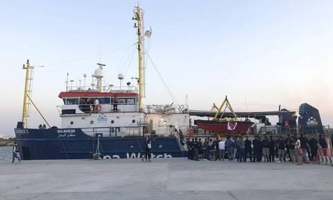 Μεσόγειος: Σχεδόν 150 μετανάστες διασώθηκαν τις τελευταίες δύο μέρες από μέλη του Sea Watch
