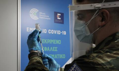 Εμβόλιο κορονοϊού: Πότε θα χτιστεί το τείχος ανοσίας στην Ελλάδα - Στο 54% τον Αύγουστο