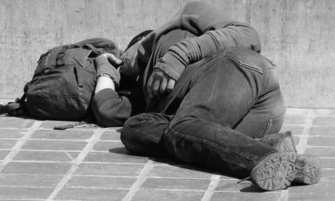 Ρέθυμνο: Δράστης χωρίς ίχνος ανθρωπιάς λήστεψε άστεγο με αναπηρία