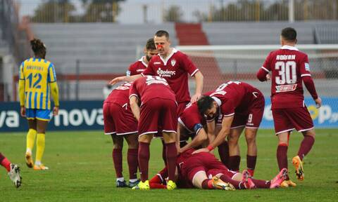 ΑΕΛ - Παναιτωλικός 1-0: Έκανε «σεφτέ» και ανάσανε (video+photos)