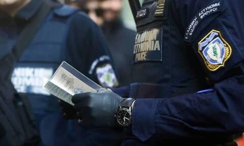 Κορονοϊός - Lockdown: Πρόστιμα ύψους 544.000 ευρώ επέβαλαν οι Αρχές μόνο το Σάββατο