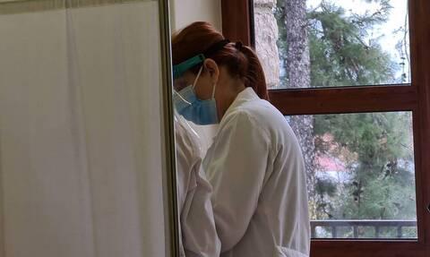 Κορονοϊός Αγρίνιο: Εφιάλτης χωρίς τέλος - Δεύτερος νεκρός σε λίγες ώρες