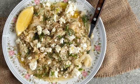 Λαχανόρυζο: Εύκολο και υγιεινό φαγητό για όλη την οικογένεια