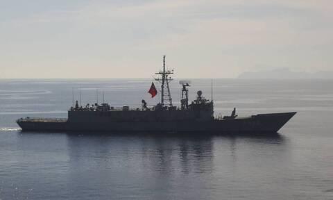 Τον... χαβά τους οι Τούρκοι με το Τσεσμέ - Δείτε βίντεο με τις κινήσεις του υδρογραφικού πλοίου