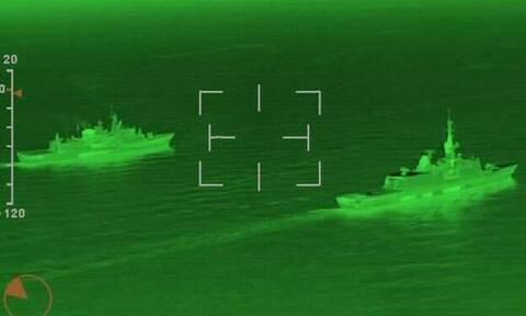Πολεμικό Ναυτικό: Νέο μήνυμα ετοιμότητας από τη Φρεγάτα «Ύδρα» - Συμμετείχε στην EMASOH/AGENOR