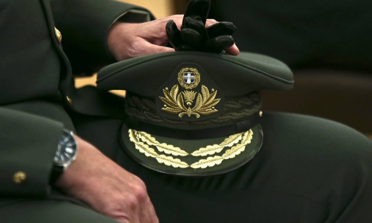 Έκτακτες κρίσεις των αξιωματικών των Ενόπλων Δυνάμεων για την πλήρωση των κενών θέσεων