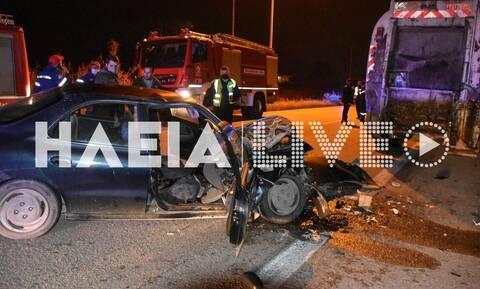 Ηλεία: Θλίψη για τον 46χρονο αστυνομικό που σκοτώθηκε σε δυστύχημα – Ποιος ήταν ο Νίκος Γεωργίου