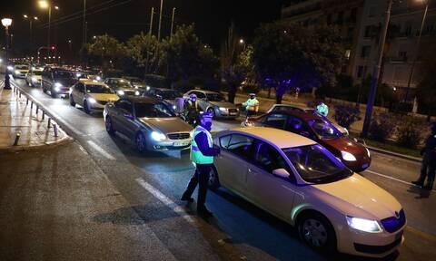 Ζωγράφου: Αντεξουσιαστές έκαναν ελέγχους σε οχήματα ψάχνοντας για αστυνομικούς