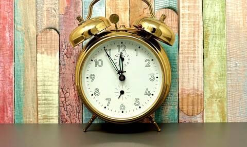 Αλλαγή ώρας 2021: Πότε θα βάλουμε τα ρολόγια στη θερινή ώρα