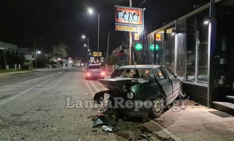 Λαμία: Μεθυσμένος οδηγός σκόρπισε τον πανικό