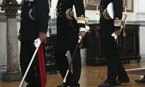 ΚΥΣΕΑ - Κρίσεις: Παραμένουν οι Αρχηγοί Στόλου και ΑΤΑ - Αλλάζει ο Διοικητής της 1ης Στρατιάς