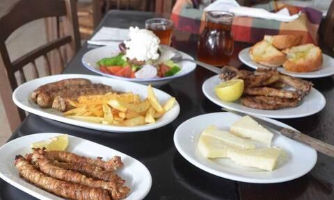 Εσύ έχεις φάει στο παλιότερο εστιατόριο της Ελλάδας;