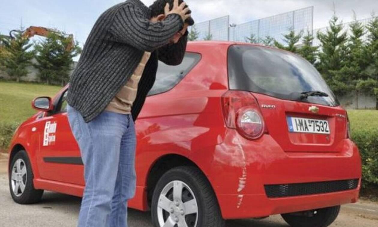 Γραζούνισες το αυτοκίνητο; Έτσι θα το φτιάξεις χωρίς να πας συνεργείο