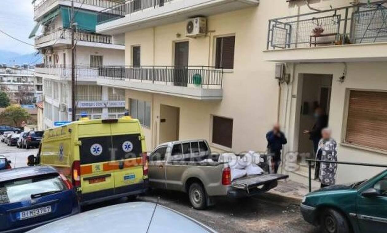 Λαμία: Νεκρός 53χρονος σε διαμέρισμα
