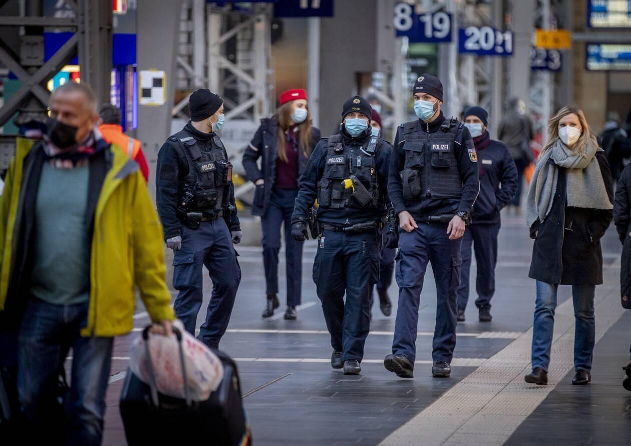 Γερμανία: προς παράταση του lockdown μέχρι τις 28 Μαρτίου