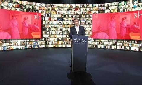 Αλέξης Τσίπρας: Το σχέδιο μας για το «νέο» ΕΣΥ η κορυφαία μας πολιτική προτεραιότητα