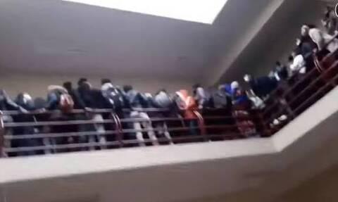 Φρικτό ατύχημα σε Πανεπιστήμιο της Βολιβίας: Νεκροί 5 φοιτητές - Σκληρές εικόνες