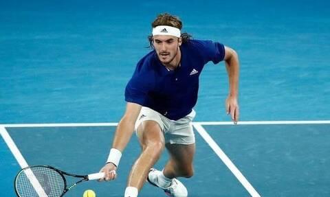 Στέφανος Τσιτσιπάς: Πρεμιέρα με νίκη στο ATP 500 του Ρότερνταμ