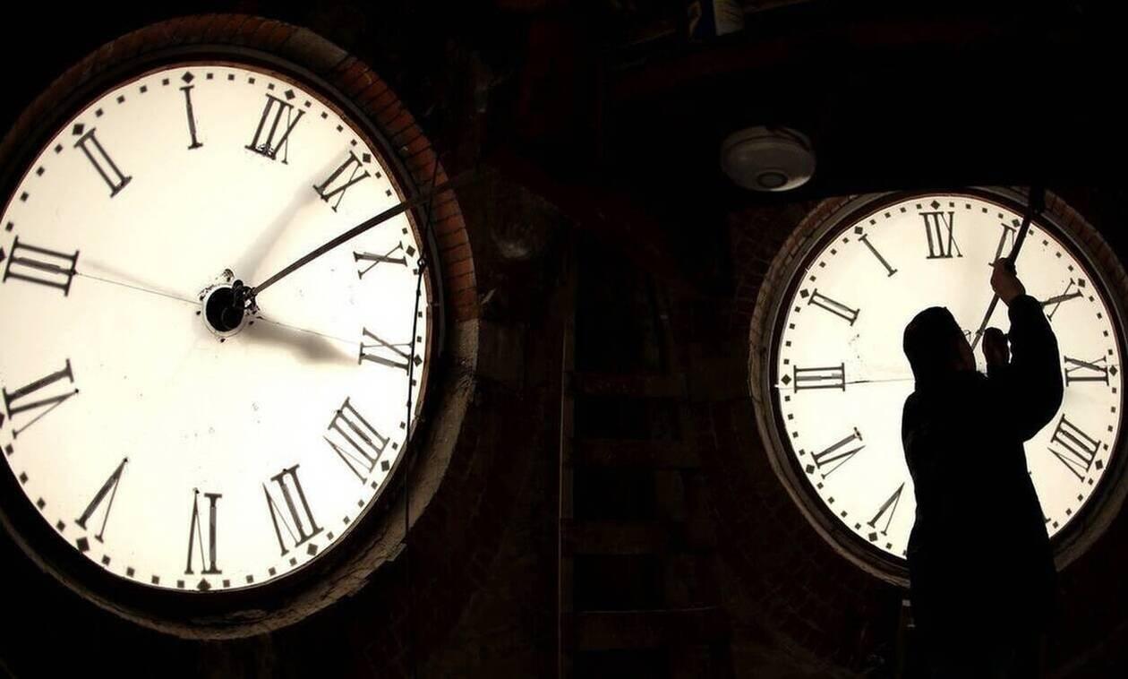 Αλλαγή ώρας 2021: Πότε θα πάμε τα ρολόγια μια ώρα μπροστά