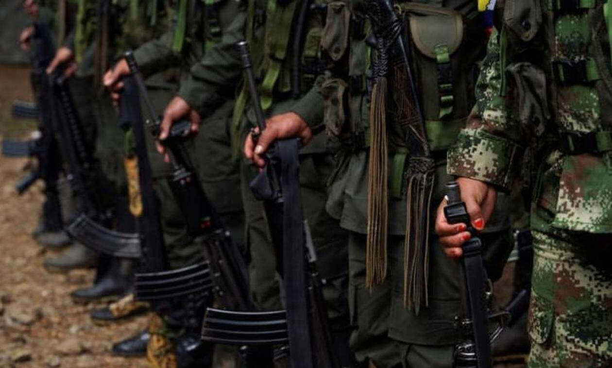 Κολομβία: 10 αποστάτες των FARC νεκροί σε βομβαρδισμό του στρατού