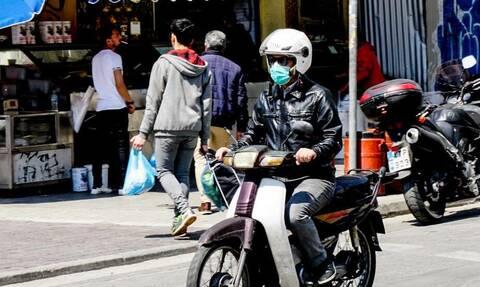 Με δίπλωμα ΙΧ η οδήγηση μοτοσικλέτας έως 125 κυβικών εκατοστών – Ποιες οι προϋποθέσεις