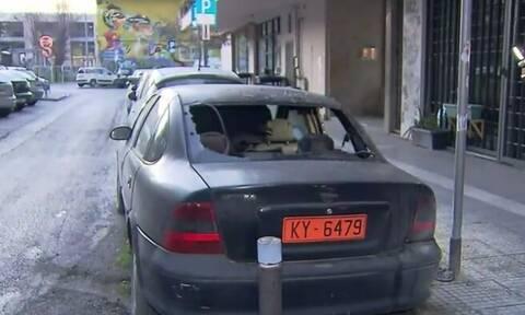Θεσσαλονίκη: Εμπρησμός σε αυτοκίνητο του υπουργείου Εργασίας