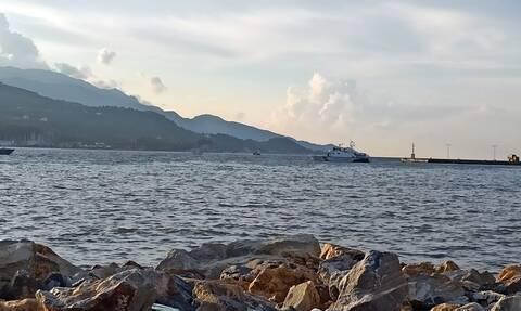 Λέκκας: Σε μετεωρολογικές συνθήκες οφείλεται η υποχώρηση της στάθμης της θάλασσας