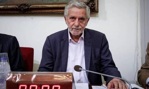 Σάλος με τον Δρίτσα: Την διαγραφή του ζητά η ΝΔ μετά τις δηλώσεις για τη «17 Νοέμβρη»