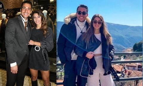 Survivor: Μαριαλένα - Σάκης: Όλες οι φώτο όταν ήταν ζευγάρι!