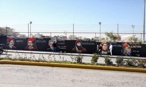 Έξαλλος ο δήμαρχος Αργυρούπολης για τον βανδαλισμό των γκράφιτι - «Και οι Τούρκοι το ίδιο έκαναν!»