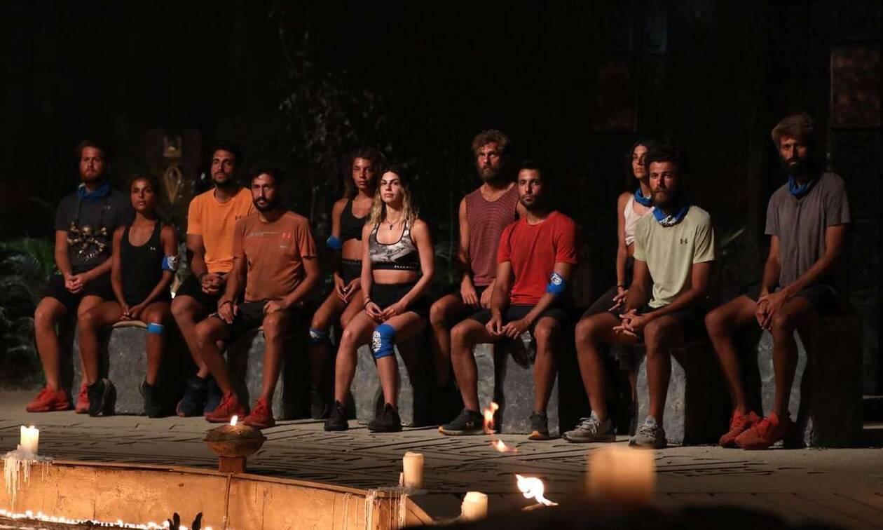 Survivor: Νέος «εμφύλιος» στους «Μπλε» - Βολές Καλλίδη σε Τζέιμς και παρεάκι (pics+vid)